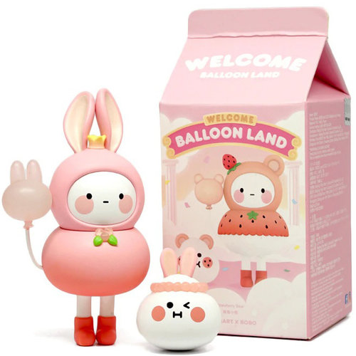 Pop Mart Bobo & Coco - Balloonland series by Bobo