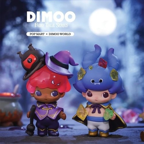 Pop Mart Dimoo - Fairy Tale Series by Ayan Tang