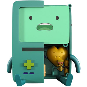 Mighty Jaxx BMO - Adventure Time (XXRAY) by Jason Freeny