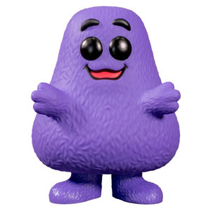Funko Grimace #86 (McDonald's) POP! Ad Icons