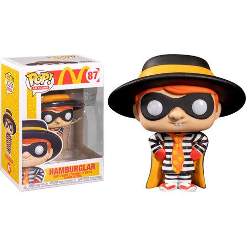 Funko Hamburglar #87 (McDonald's) POP! Ad Icons