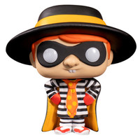 Hamburglar #87 (McDonald's) POP! Ad Icons