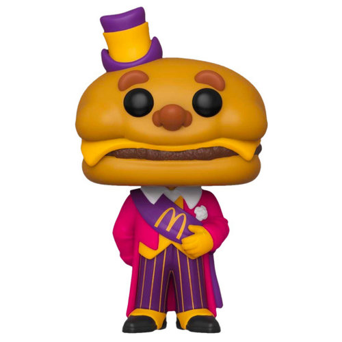 Funko Mayor McCheese #88 (McDonald's) POP! Ad Icons