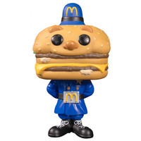 Officer Mac #89 (McDonald's) POP! Ad Icons