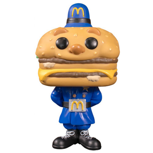 Funko Officer Mac #89 (McDonald's) POP! Ad Icons
