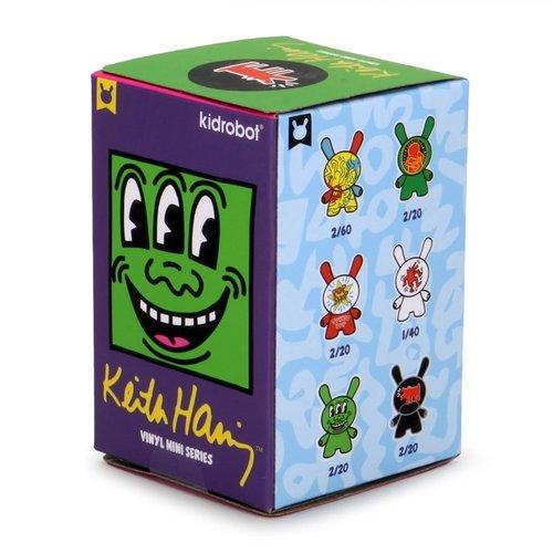 Kidrobot Keith Haring Dunny Blindbox series