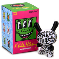 Keith Haring Dunny Blindbox series
