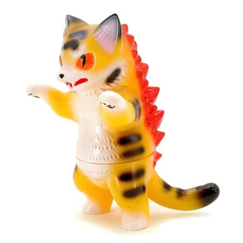Konatsuya Negora (Yellow Tiger) by Konatsu
