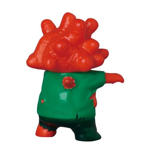 Medicom Toys Aging Meat Zombie (Red) VAG series 3 by Sunguts