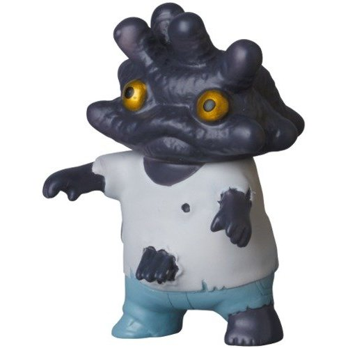 Medicom Toys Aging Meat Zombie (Black) VAG series 3 by Sunguts