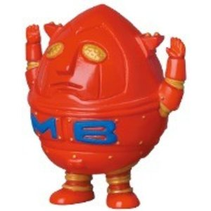 Medicom Toys Mad Baron (Red) VAG series 3 by Zollmen