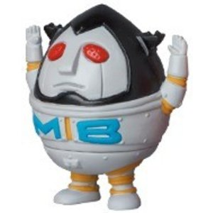 Medicom Toys Mad Baron (Grey) VAG series 3 by Zollmen