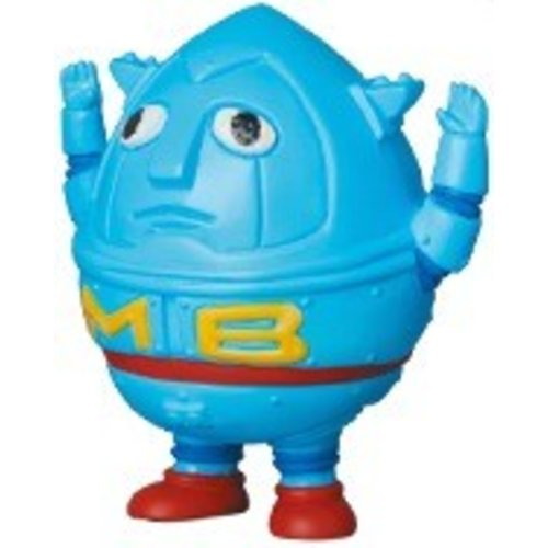 Medicom Toys Mad Baron (Blue) VAG series 3 by Zollmen
