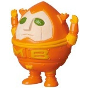 Medicom Toys Mad Baron (Orange) VAG series 3 by Zollmen