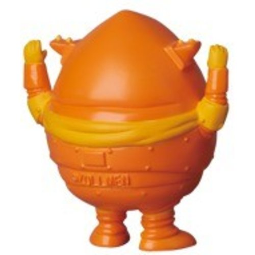 Medicom Toys Mad Baron (Orange) VAG series 3 by Zollmen