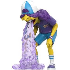 """Mighty Jaxx 8"""" Vomit Kid (Purple) by OKEH"""