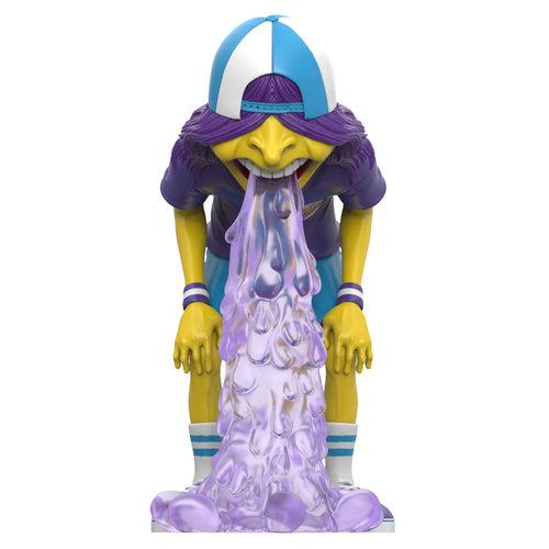 """Mighty Jaxx [Pre-Order] 8"""" Vomit Kid (Purple) by OKEH"""