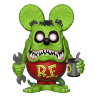 "Rat Fink ( GID) #15 (Ed ""Big Daddy"" Roth) POP! Icons"