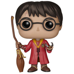 Funko Harry Potter Quidditch #08 (Harry Potter) POP! Movies