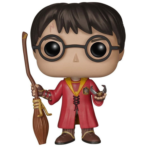 Funko Patronus Harry Potter Quidditch #08 (Harry Potter) POP! Moviesermione #106 (Harry Potter) POP! Movies - Copy