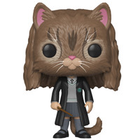 Hermione as Cat #77 (Harry Potter) POP! Movies