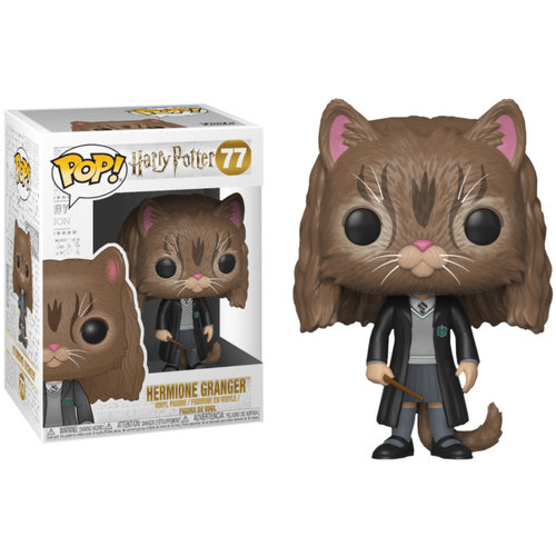 Funko Hermione as Cat #77 (Harry Potter) POP! Movies
