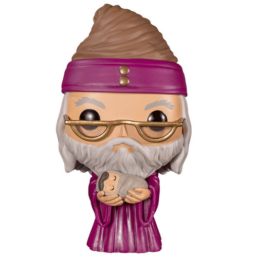Funko Dumbledore with Baby Harry #115 (Harry Potter) POP! Movies