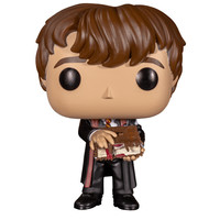 Neville with Monster Book #116 (Harry Potter) POP! Movies