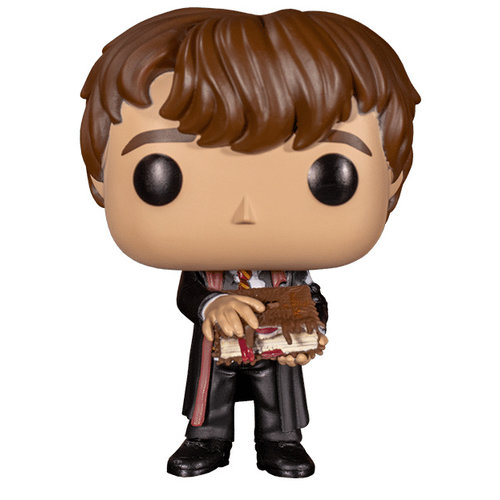 Funko Neville with Monster Book #116 (Harry Potter) POP! Movies