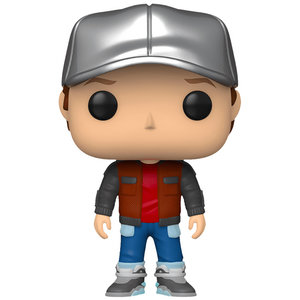 Funko Marty in Future Outfit #962 (Back to the Future) POP! Movies