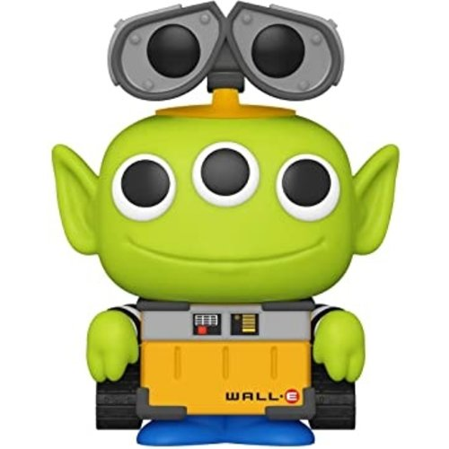 Funko Alien as Wall-E #760 (Pixar) POP! Disney
