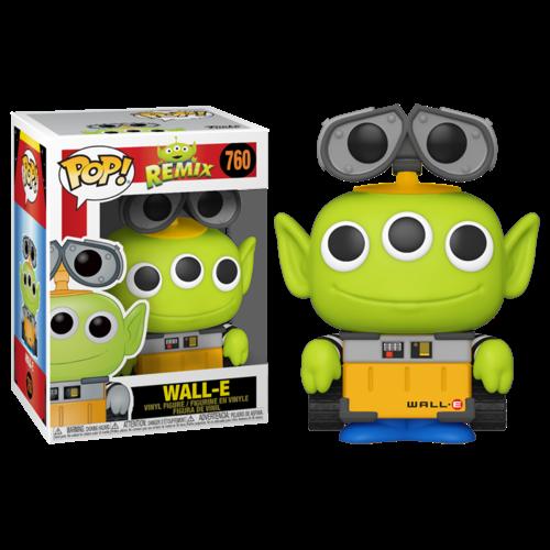 Funko Alien as Wall-E #760 (Pixar) POP! Disney