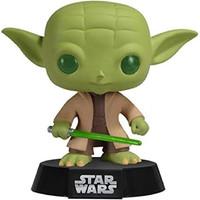 Bobble-Head Yoda #02 (Star Wars) POP! Star Wars