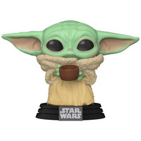 The Child with Cup (Baby Yoda) #378 (The Mandalorian) POP! Star Wars