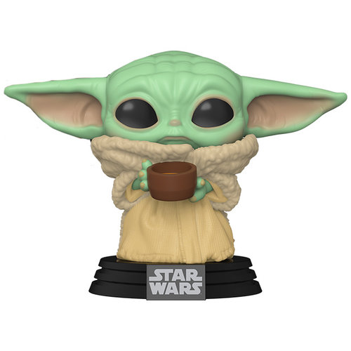 Funko The Child with Cup #378 (The Mandalorian) POP! Star Wars
