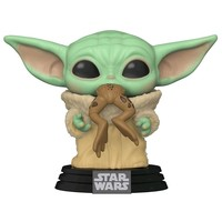 The Child with Frog (Baby Yoda) #379 (The Mandalorian) POP! Star Wars