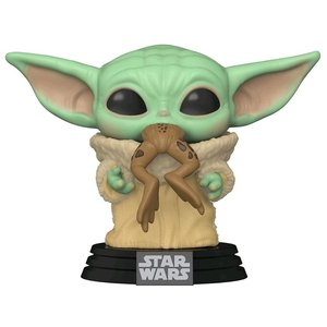 Funko The Child with Frog (Baby Yoda) #379 (The Mandalorian) POP! Star Wars