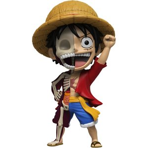 Mighty Jaxx Monkey D. Luffy (One Piece Hidden Dissectables) by Jason Freeny