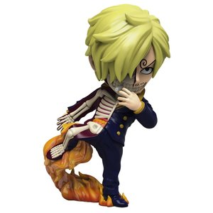 Mighty Jaxx Vinsmoke Sanji (One Piece Hidden Dissectables) by Jason Freeny