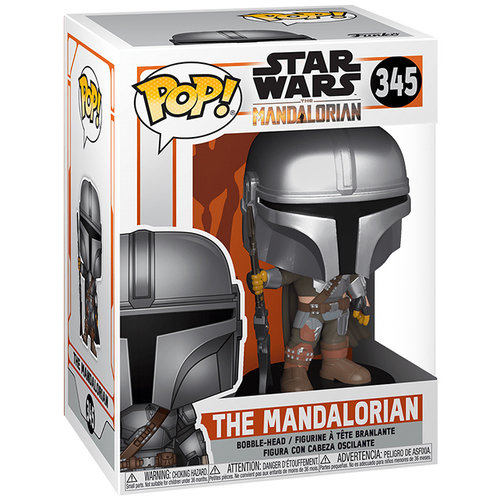 Funko The Mandalorian #345 (The Mandalorian) POP! Star Wars