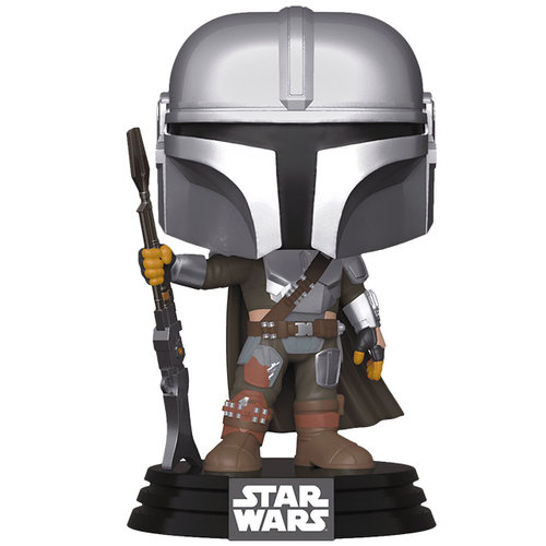 Funko The Mandalorian #345 (The Mandalorian) POP! Star Wars