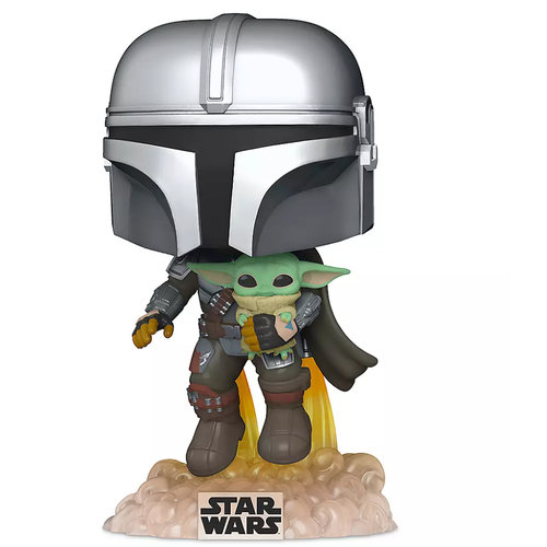 Funko The Mandalorian with The Child #402 (The Mandalorian) POP! Star Wars