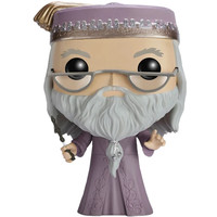 Dumbledore with Wand #15 (Harry Potter) POP! Movies