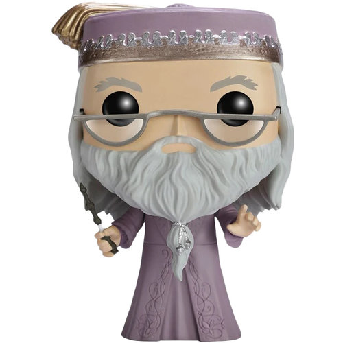 Funko Dumbledore with Wand #15 (Harry Potter) POP! Movies