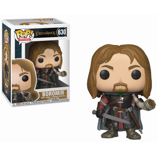 Funko Boromir #630 (Lord of the Rings) POP! Movies