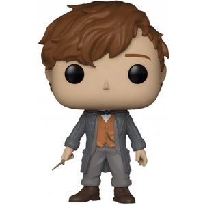 Funko Newt Scamander #14 (The Crimes of Grindelwald) POP! Fantastic Beasts