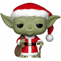 Holiday Santa Yoda #277 (Star Wars) POP! Star Wars