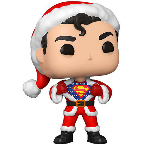 Funko Superman in Holiday Sweater #353 (DC Super Heroes) POP! Heroes