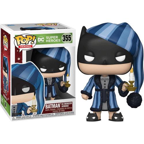 Funko Batman as Edenezer Scrooge #355 (DC Super Heroes) POP! Heroes