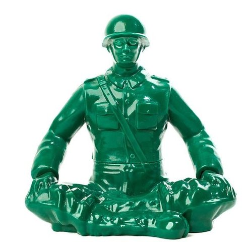 5'' Big Meditation Yoga Joe by Humango Inc.